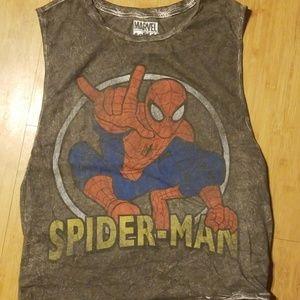 Spider-Man Tanktop